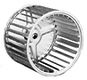 Single Inlet Blower Wheels
