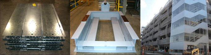 Precision Sheet Metal and Structural Metal Fabrication
